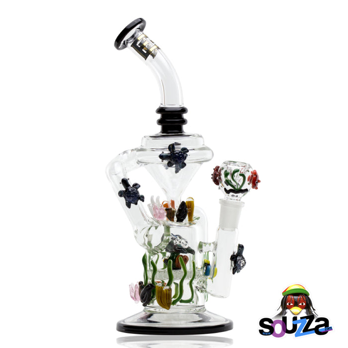 Empire Glassworks E.A.C. Recycler Kit Flagship Water Pipe