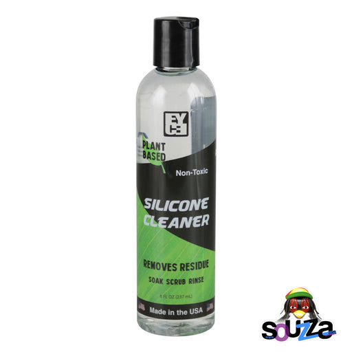 Eyce Silicone, glass, metal, tile and ceramic plant based Cleaner - 8oz Bottle