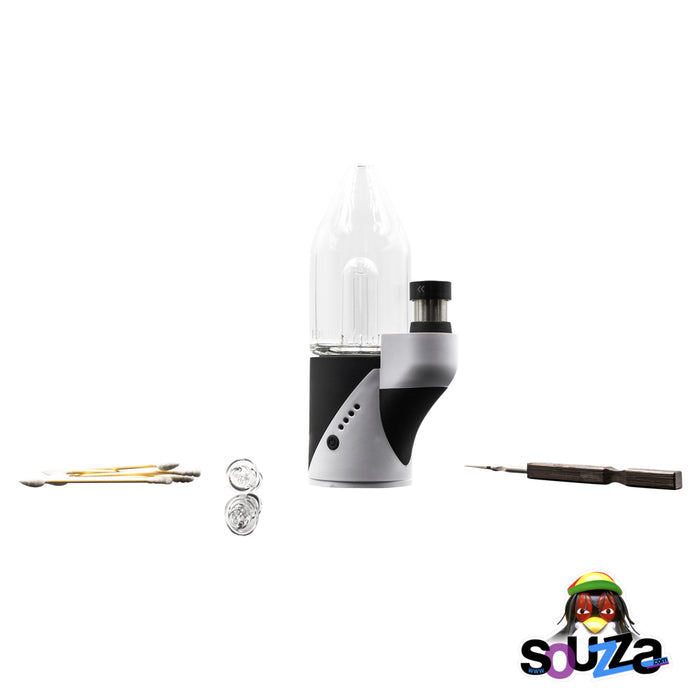 Focus V Carta Vape Rig Kit with accessories view