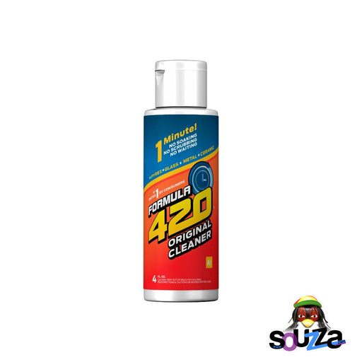 Formula 420 Original Cleaner - 4 ounce bottle