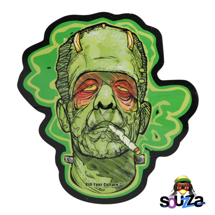 "Frankenstoned Sticker - 4.65""x5"" Vinyl UV"