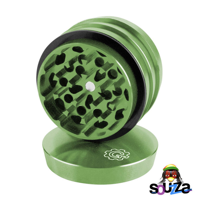"Grindhouse 4-Piece Grinder 2"" - Multiple Colors - Green"