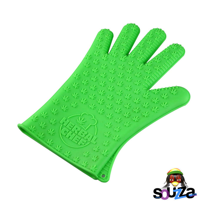 Herbal Chef Silicone Hot Glove / Mitt