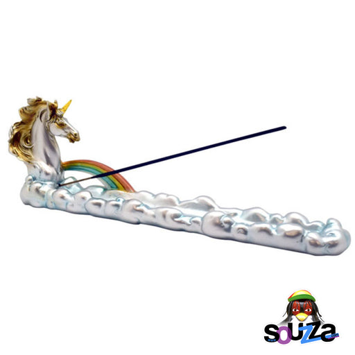 Unicorn Incense Burner - 11""