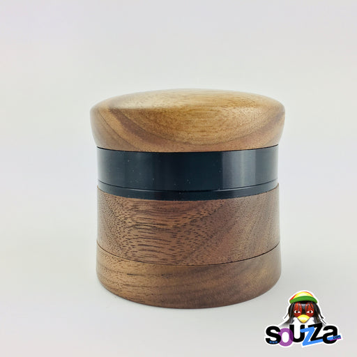 MARLEY NATURAL™ Small Walnut Grinder Front View