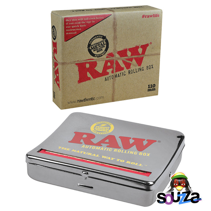 Raw Automatic Roll Box - 110mm