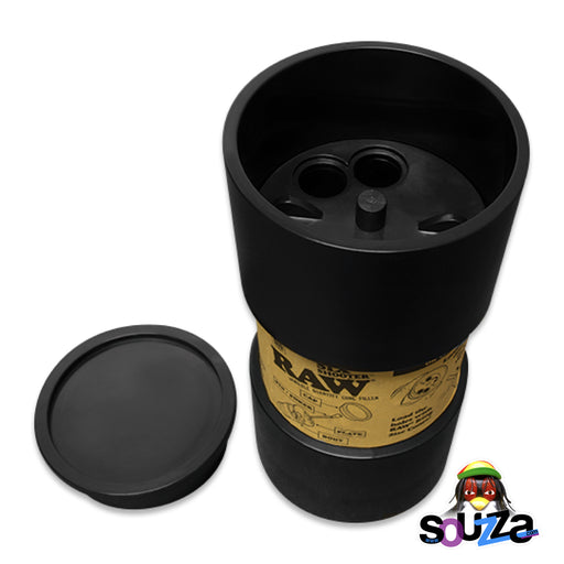 RAW Six Shooter Cone Filler with open top