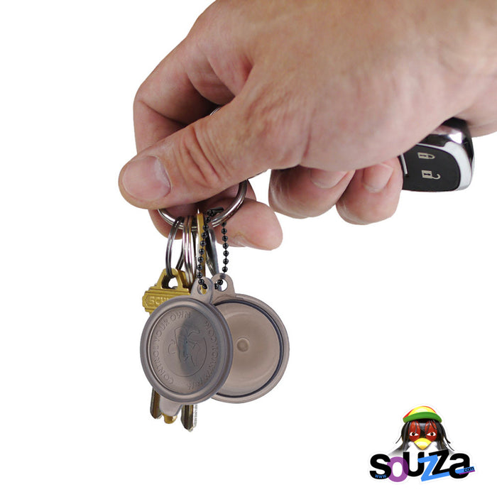 RYOT Keeper Keychain Storage Container - Multiple Sizes
