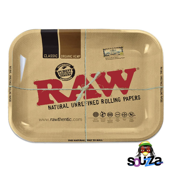 Raw Classic Rolling Tray - Large