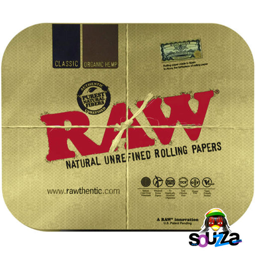 Raw Magnetic Rolling Tray Cover - Large