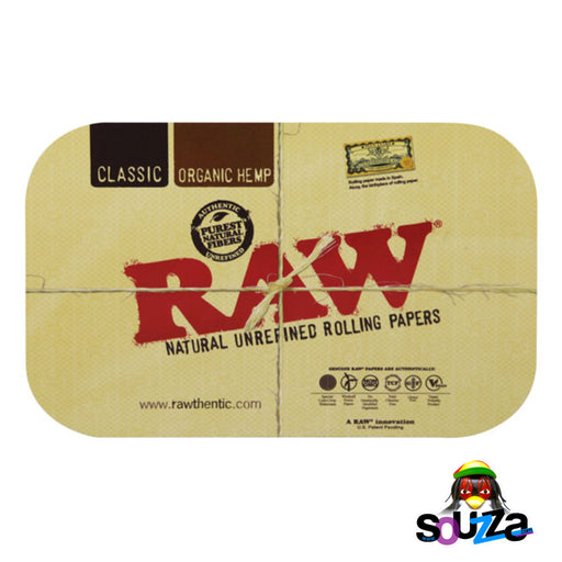 Raw Magnetic Rolling Tray Cover - Small