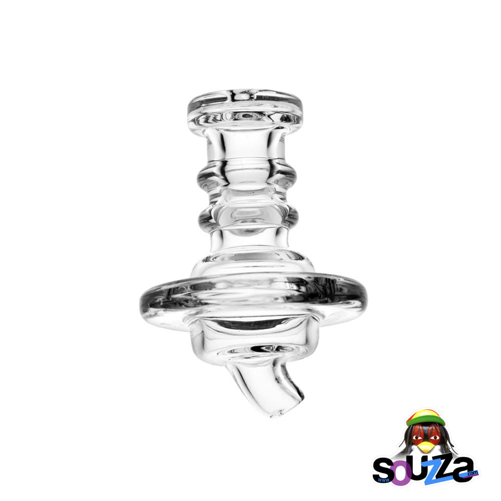 Rig In One Replacement Carb Cap - 35mm with directional airflow