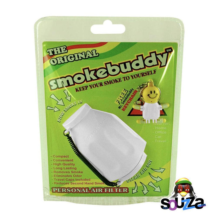 Smokebuddy Original Personal Air Filter - White
