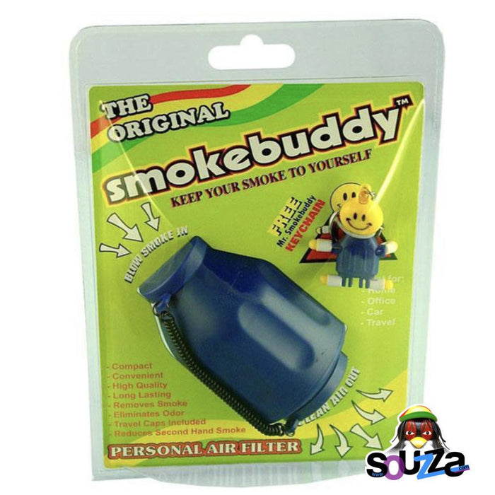 Smokebuddy Original Personal Air Filter - Blue