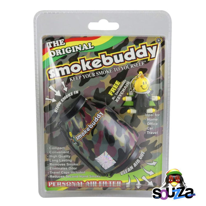 Smokebuddy Original Personal Air Filter - Camouflage