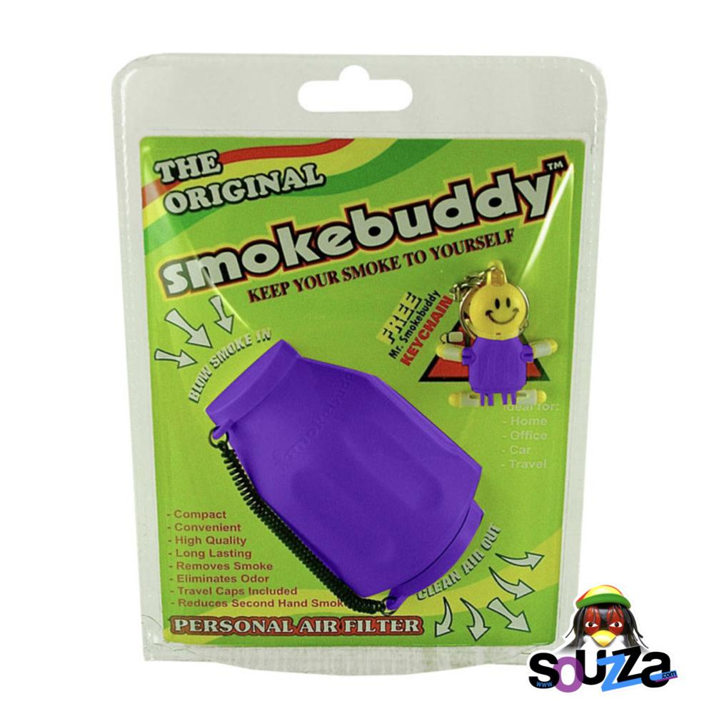 Smokebuddy Original Personal Air Filter - Purple