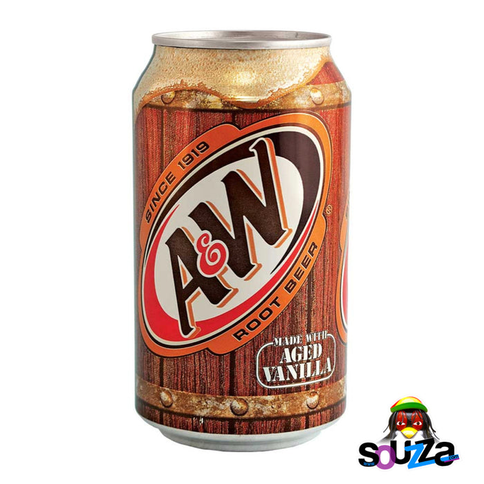 Storage Container 12 oz.Can - A&W Rootbeer