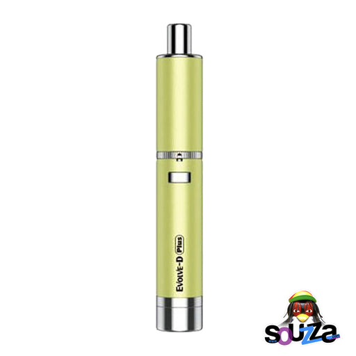Yocan Evolve-D Plus Dry Herb Pen Vaporizer | 1100mAh - Apple Green