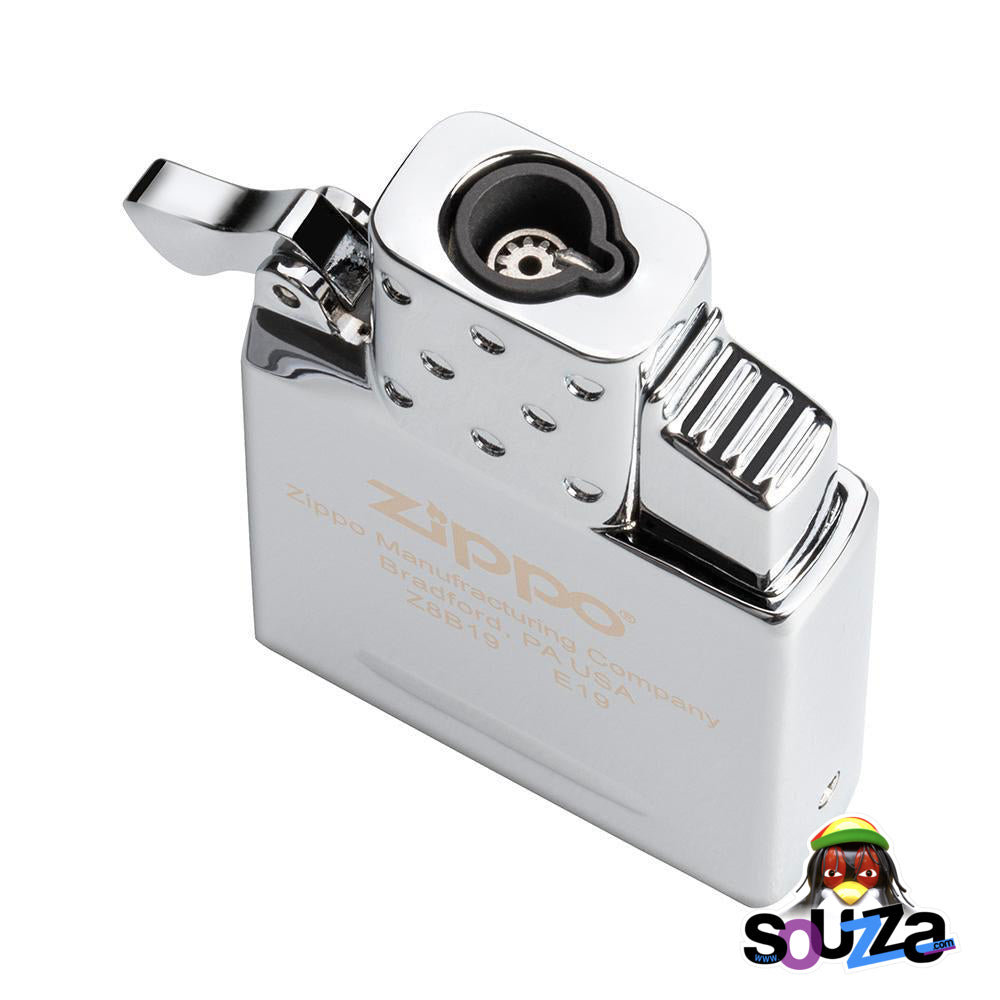 Zippo Butane Lighter Insert top view