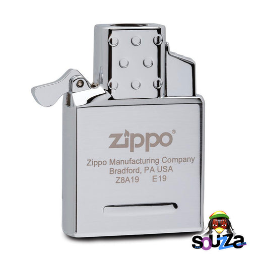 Zippo Butane Lighter Insert Side View