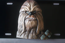 Load image into Gallery viewer, Star Wars Chewbacca License Plate 3D