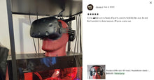 Load image into Gallery viewer, Deadpool life size HD Head / Bust 3D printed