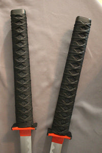 Deadpool 2 inspired Metal Swords and Scabbard