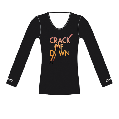 Crack Of Dawn - Women Crew Neck Long Sleeve (Coming Soon)