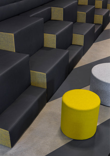 Custom furniture stadium seating commercial tech office