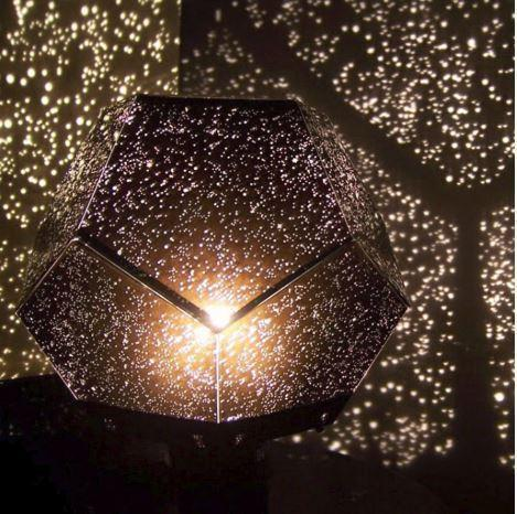 Star Constellation Lamp