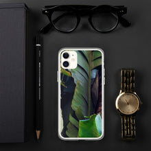 Load image into Gallery viewer, Palm Leave iPhone Case