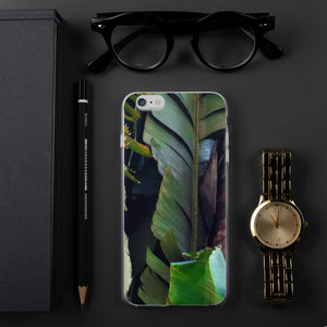 Palm Leave iPhone Case