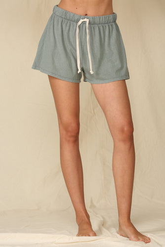 Vintage Washed Lounge Shorts