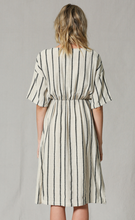 Load image into Gallery viewer, Midi Striped Dress
