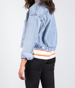 Sadie Denim Jacket