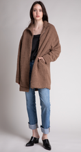 Load image into Gallery viewer, Oversized Sherpa Jacket