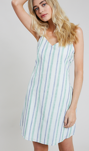 Combo Striped Dress