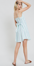 Load image into Gallery viewer, Combo Striped Dress