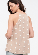 Load image into Gallery viewer, Textured Dot Blouse