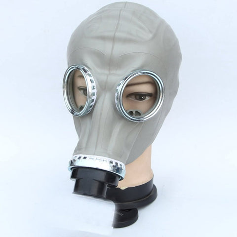 Military gas mask - True crime shop