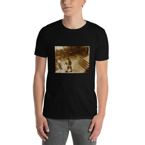 Columbine footage shirt - True crime shop