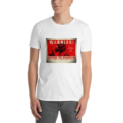 Quarentine T-Shirt - True crime shop
