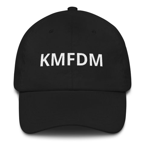 Eric Harris KMFDM and iron cross hat - True crime shop