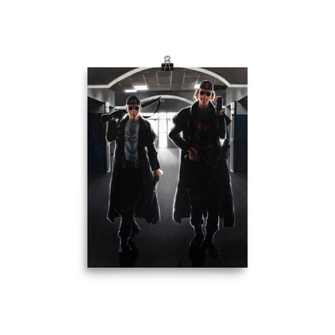 Rebels Poster - True crime shop
