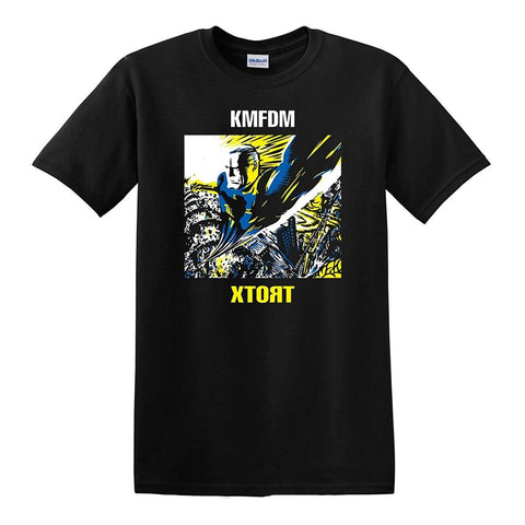 Kmfdm Xtort 1996 T-shirt - True crime shop