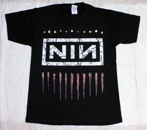 Nine Inch Nails shirt - True crime shop