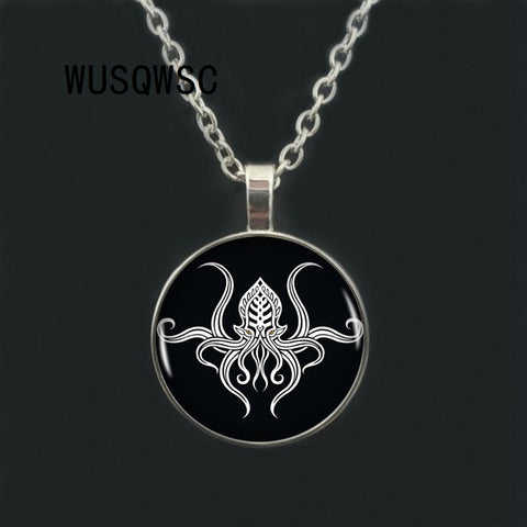 Cthulhu Pendant - True crime shop