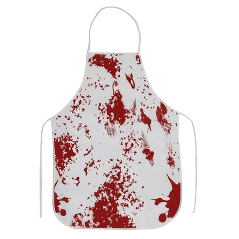 Scary Bloody Butcher Apron - True crime shop