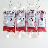 Blood bags - True crime shop