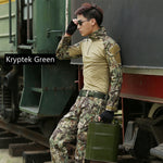 Tactical Military Bdu Uniform - True crime shop